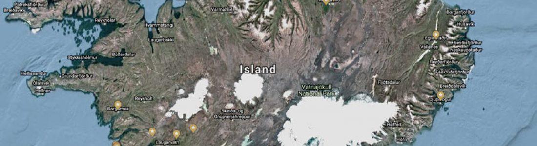 Island GoogleMaps Sat
