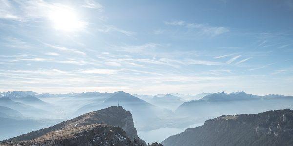 Landschaftsfotos Niederhorn