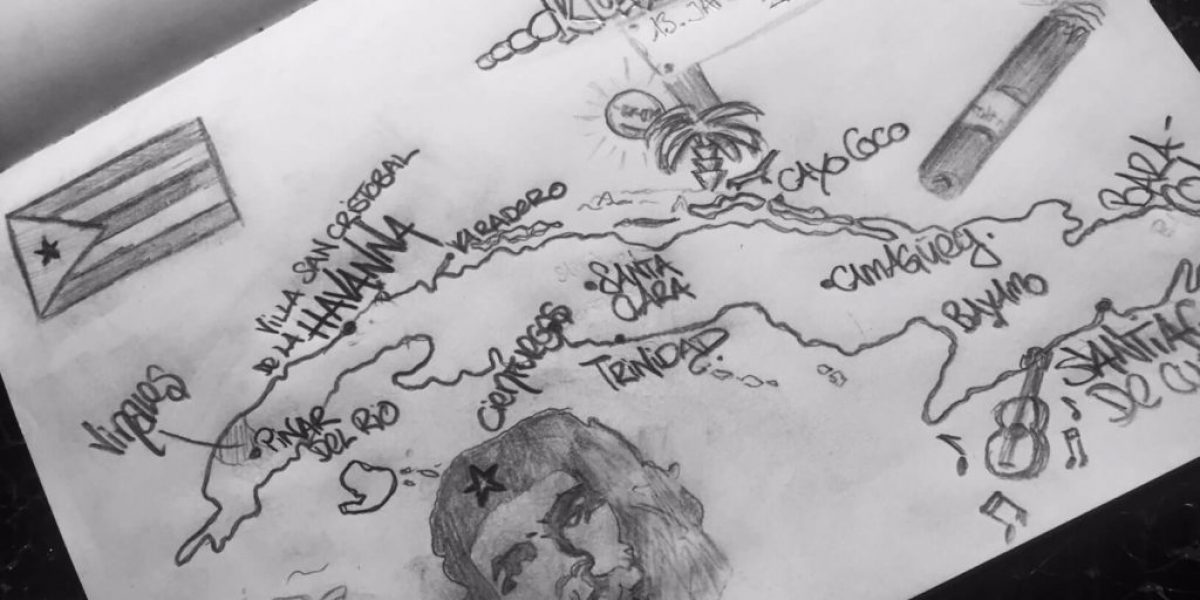 Sketchnote Kuba