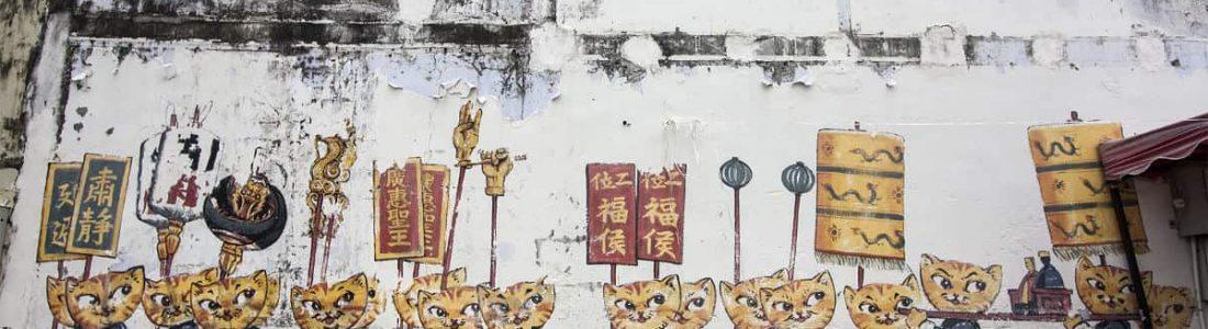 Streetart in Malaysia