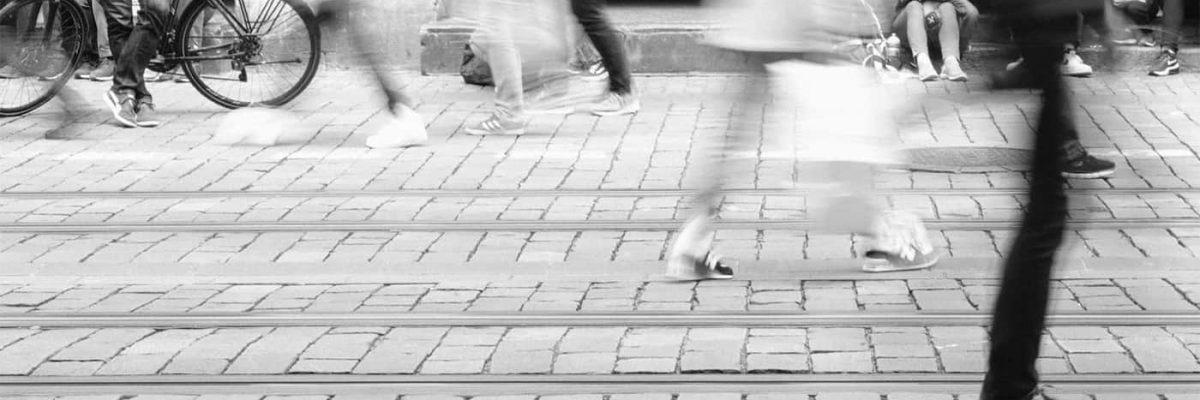Streetfotografie Bern (bewegt)