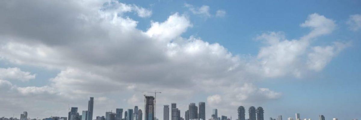 Skyline von Tel Aviv