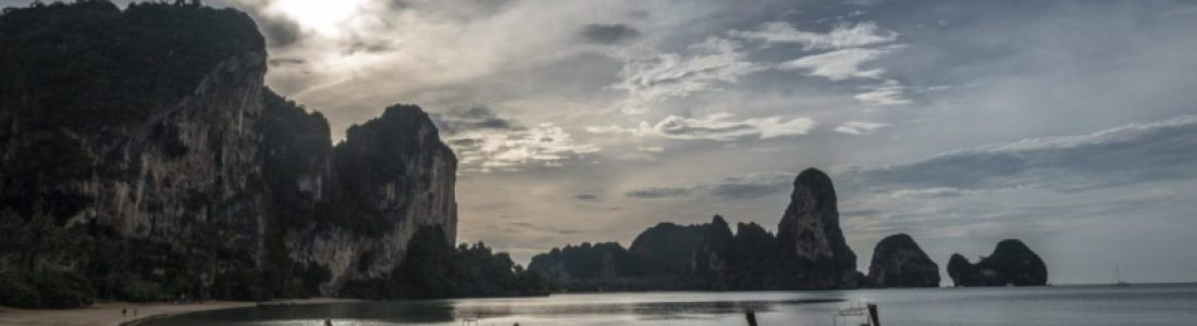 tonsaibeach-sunset thailand