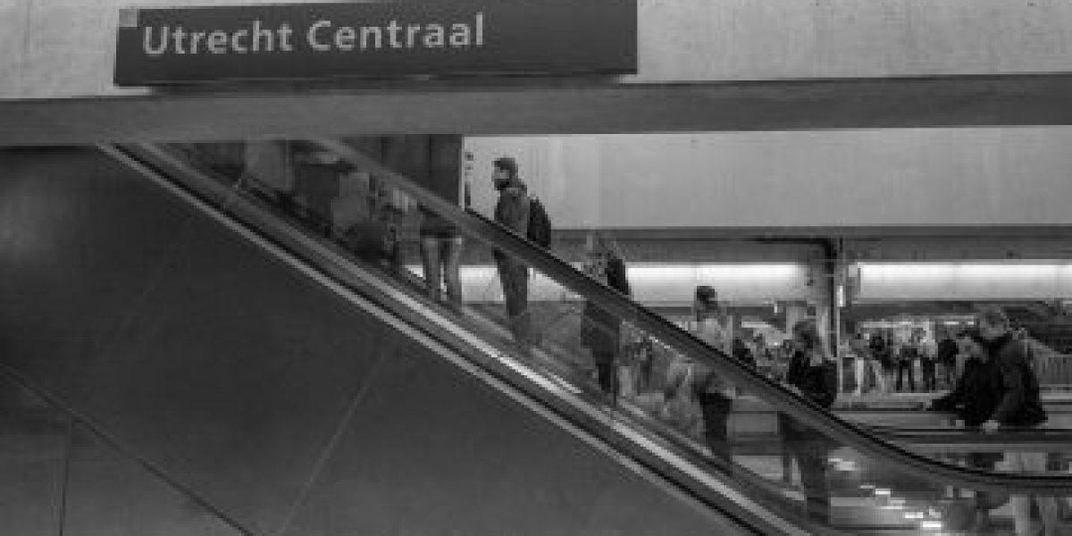Utrecht Centraal Bahnhof