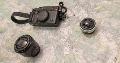 Auswahl an Festbrennweiten Fujifilm
