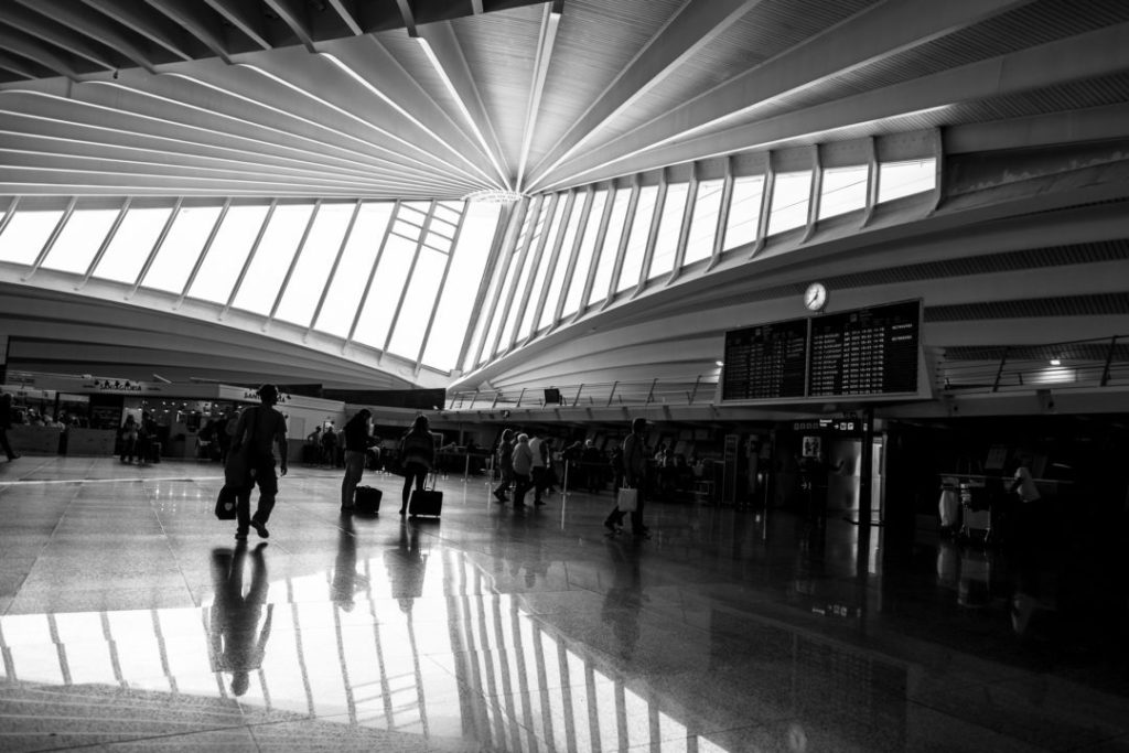 Flughafen Bilbao