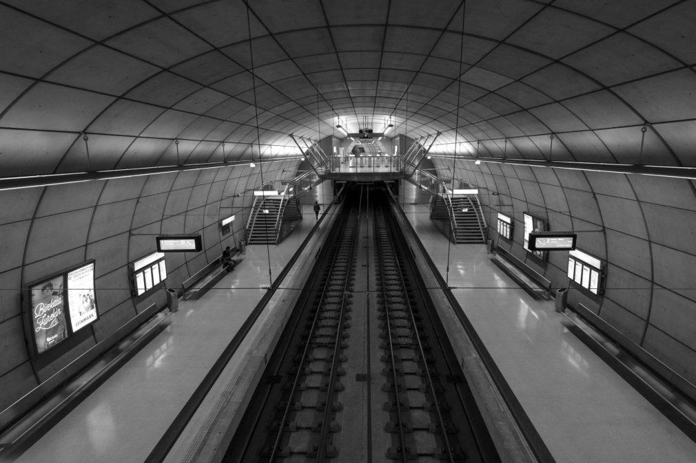 U-Bahn Bilbao