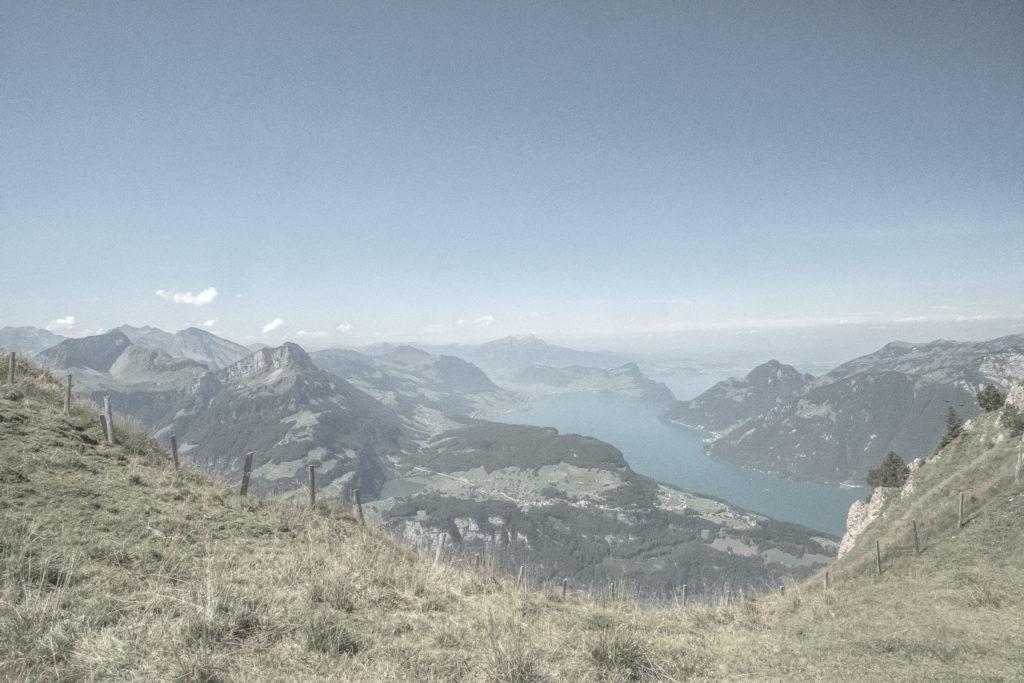 Aussicht Fronalpstock (Urnersee)