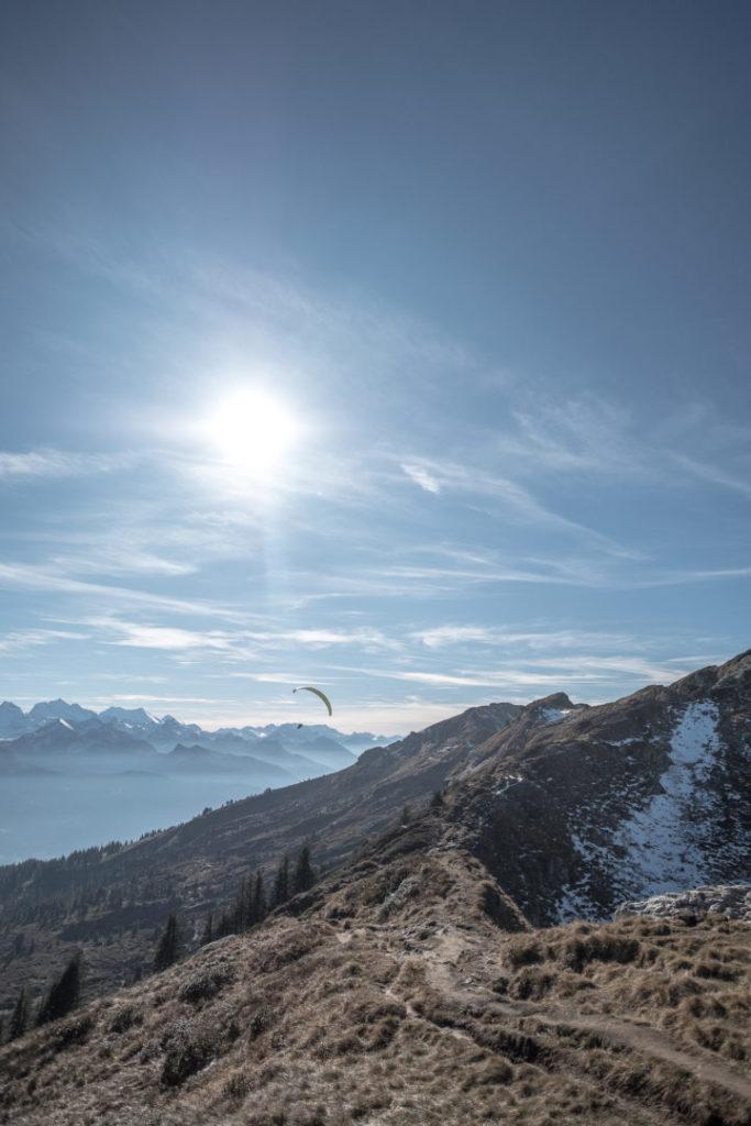 Höhenweg Niederhorn