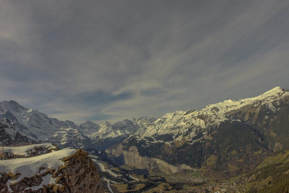 Grindelwald Aussicht