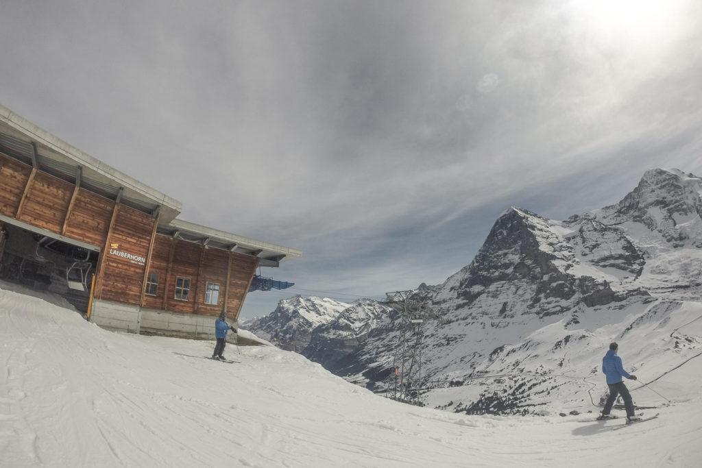 Grindelwald Männlichen