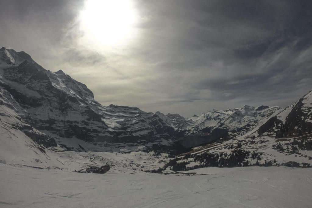 Aussicht Grindelwald Männlichen
