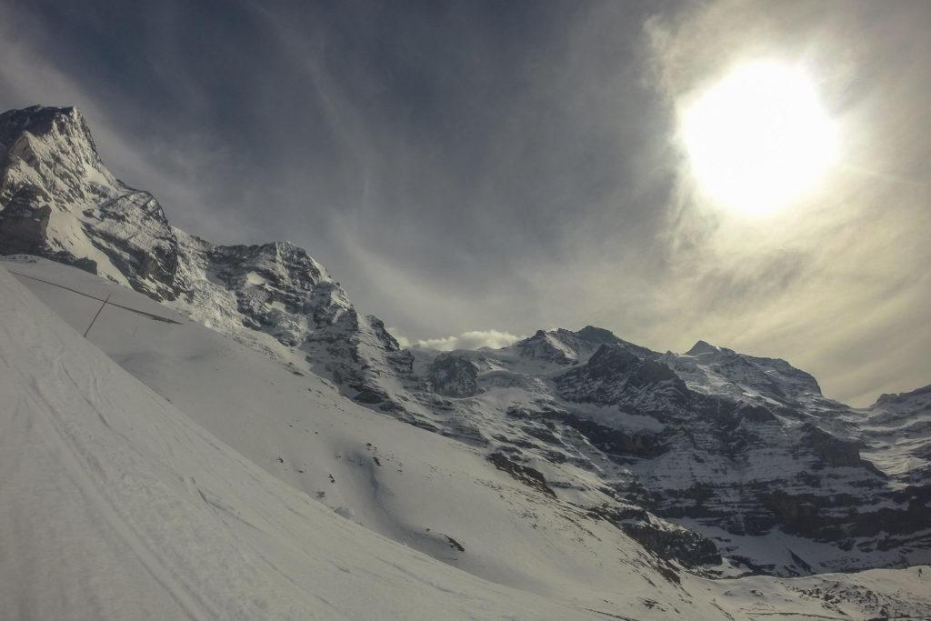 Grindelwald Berge