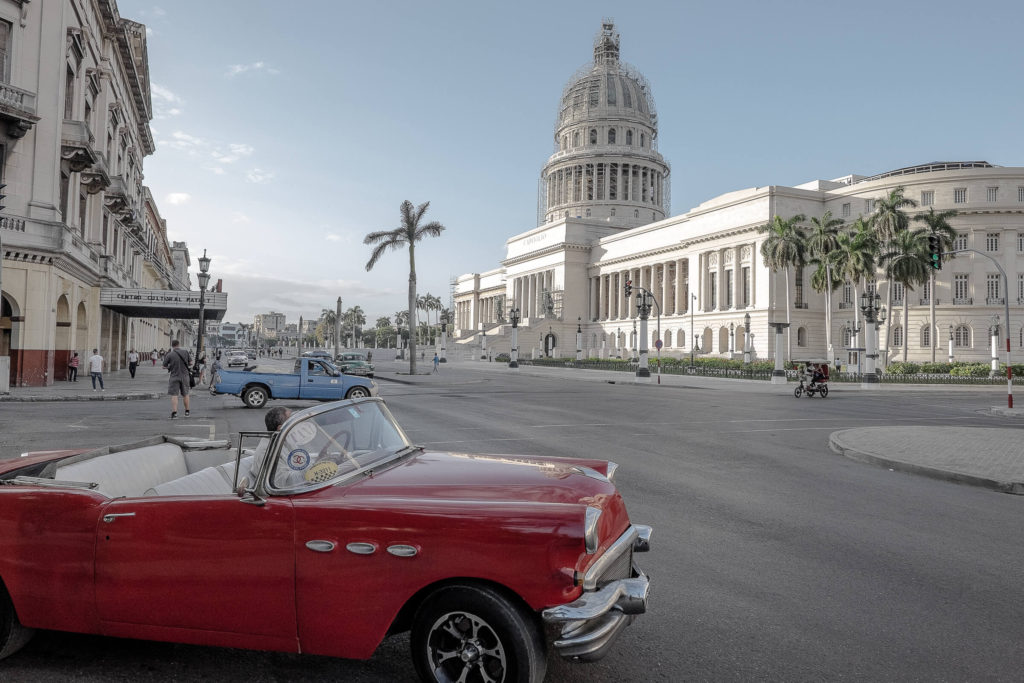 Havanna Capitolio
