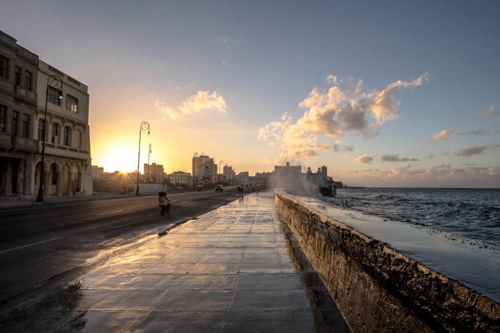 Havanna El Malecon Cuba