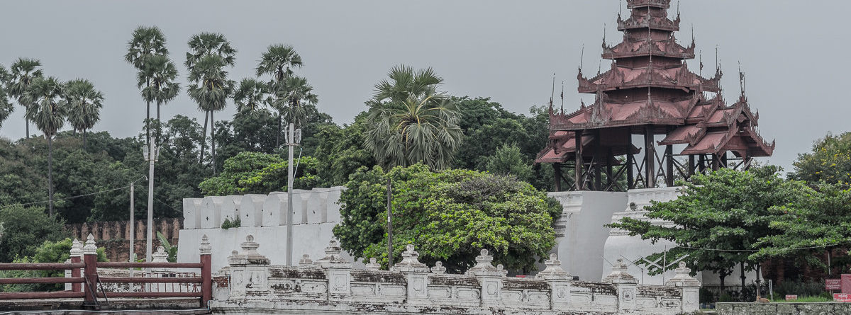 titelbild mandalay königspalast in burma