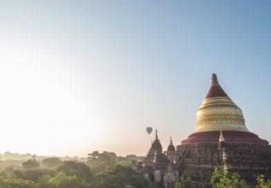 Bagan, das Paradies der Pagoden