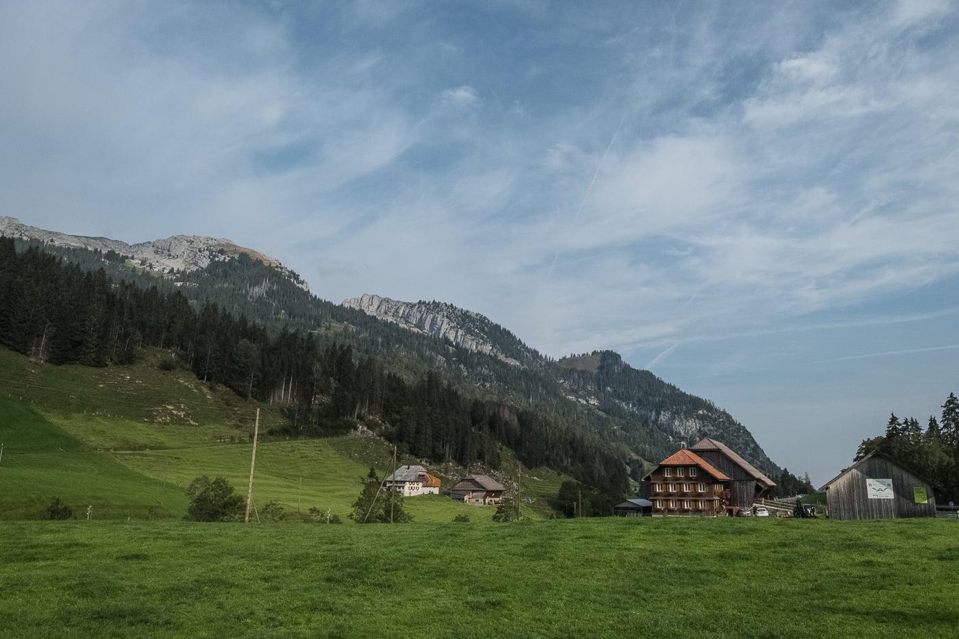Hirsegg Sörenberg Luzern