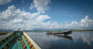 inle lake burma myanmar
