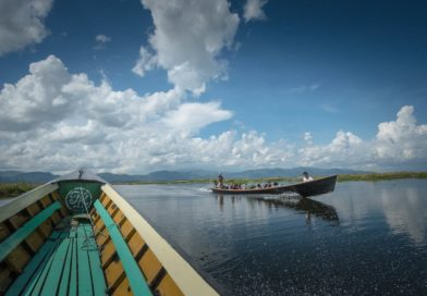 Inle-Lake: Eine Idylle in Myanmar