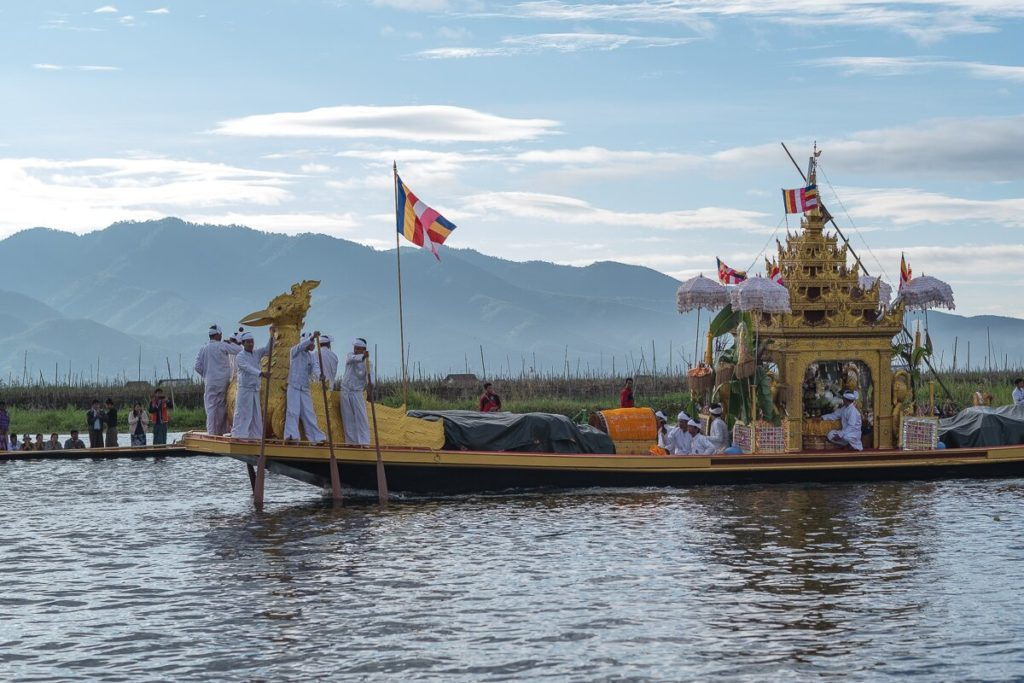 inle see festival