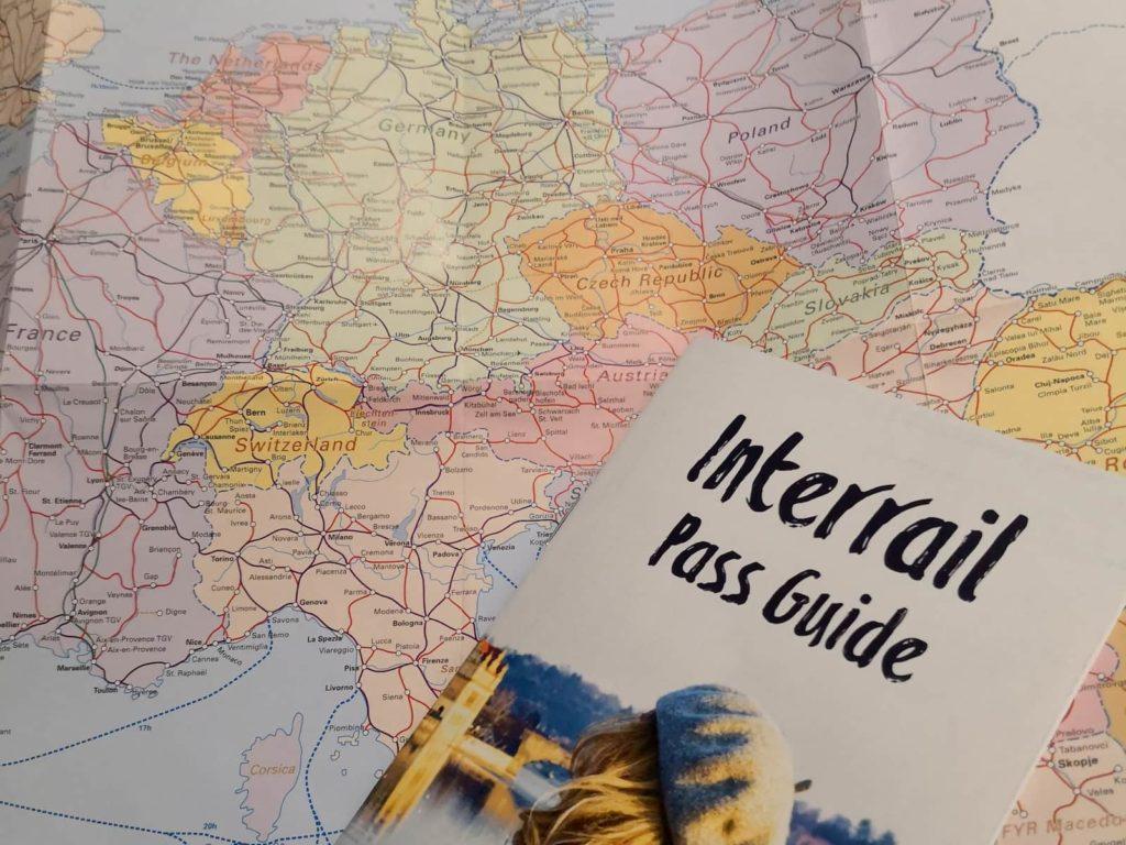 InterRail Karte