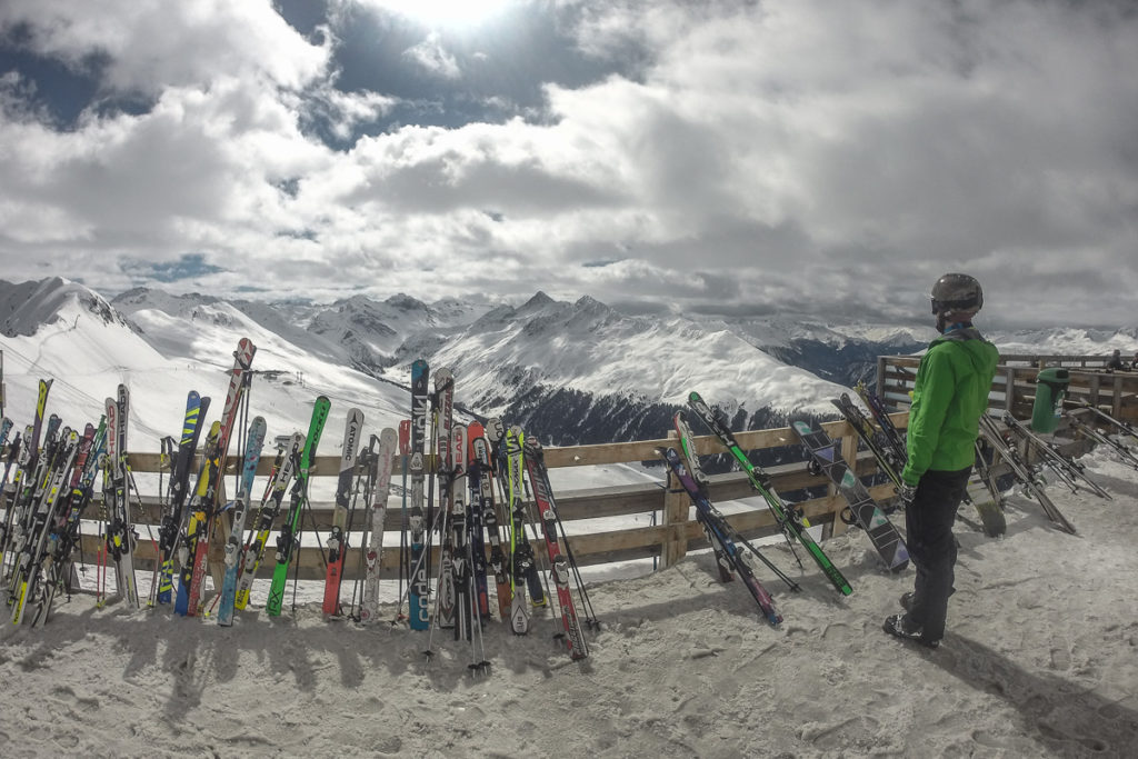 Jakobshorn, der spassige Berg in Davos