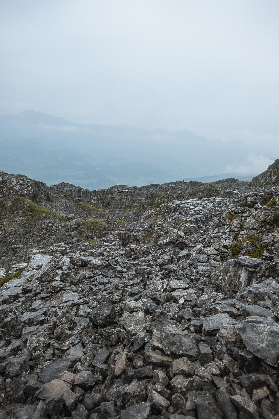 Karst Steinwüste Schrattenfluh