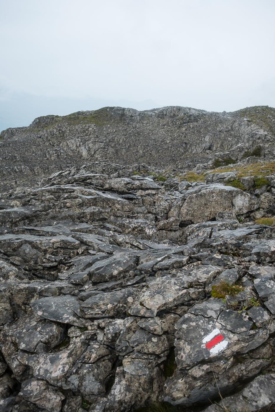 Karstgestein Erosion