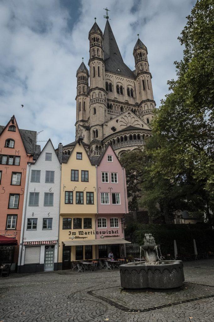 Kirche Gross St.Martin Köln