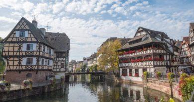 Kleines Venedig in Strassburg