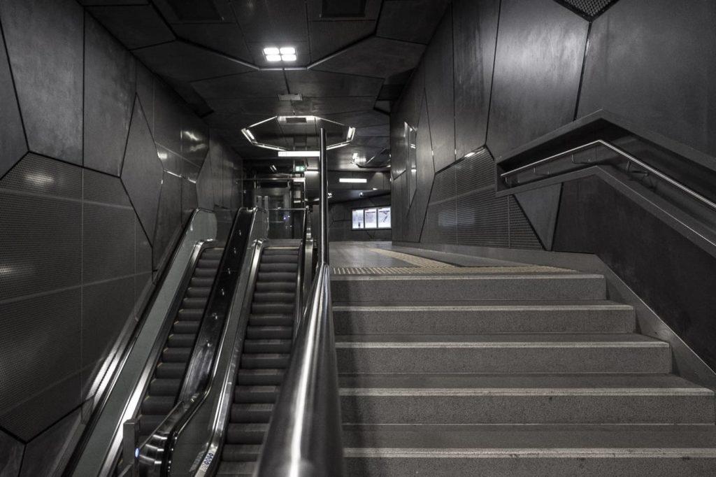U-Bahn Köln Severinstrasse