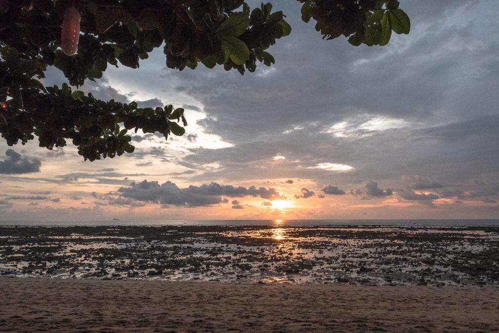 Sonnenuntergan Koh Lanta