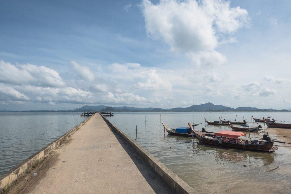 Koh Muk Pier