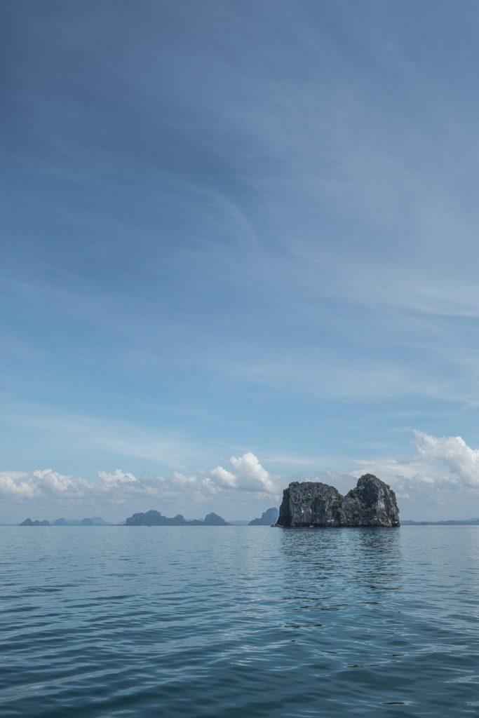Speedboot nach Koh Mook