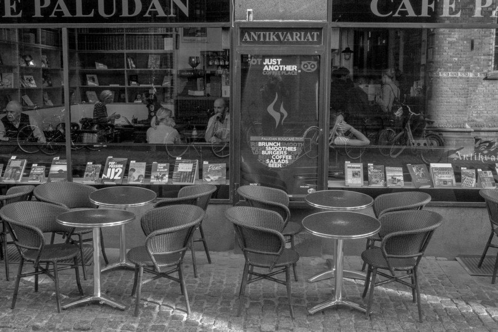 Cafe Paludan Copenhagen