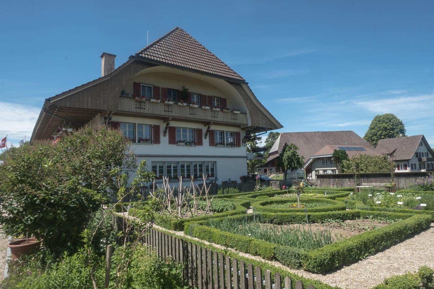 Kraeutergarten Emmental