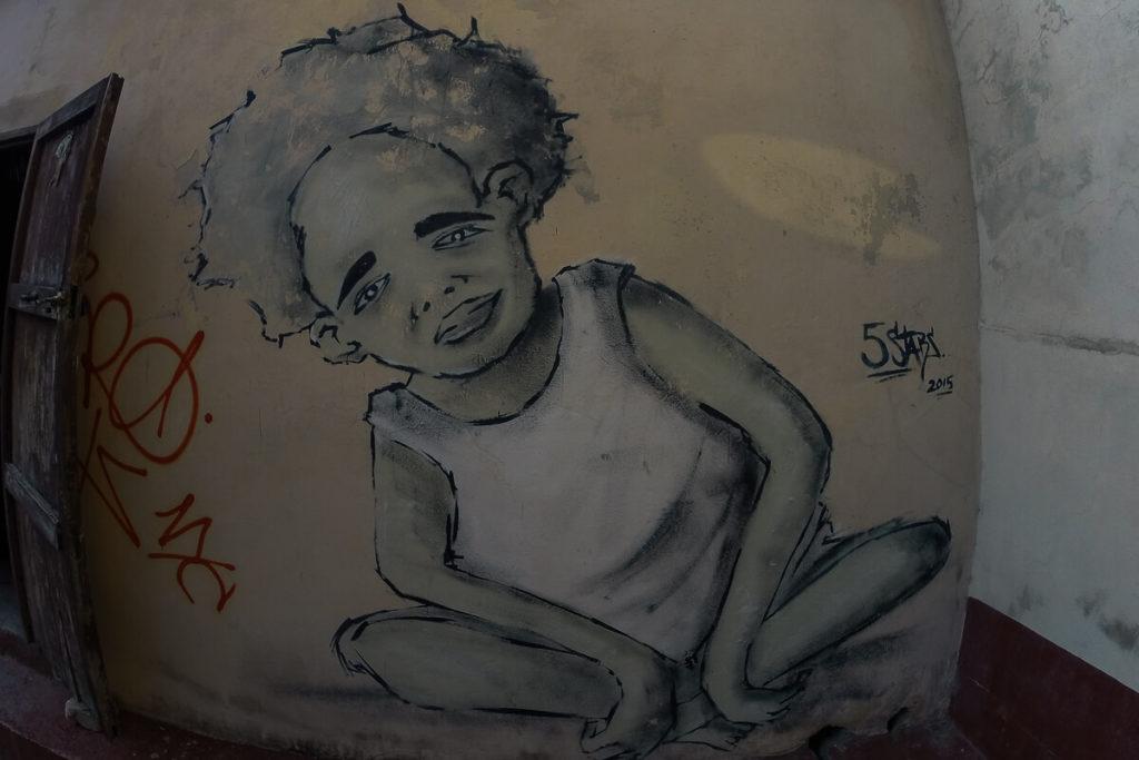 Street Art Havanna 5stars
