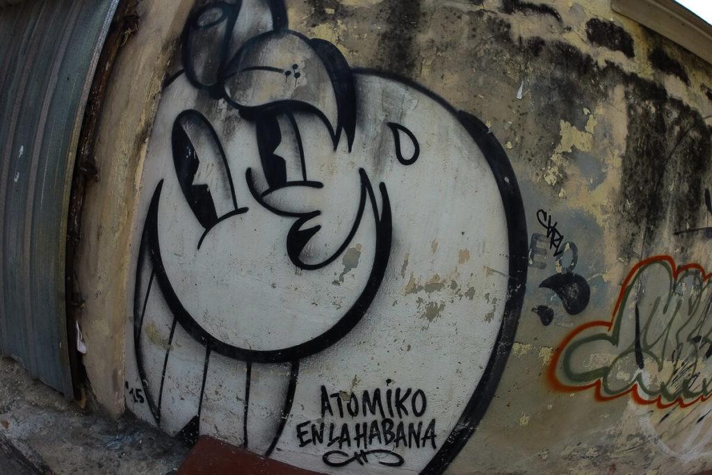 StreetArt Atomiko