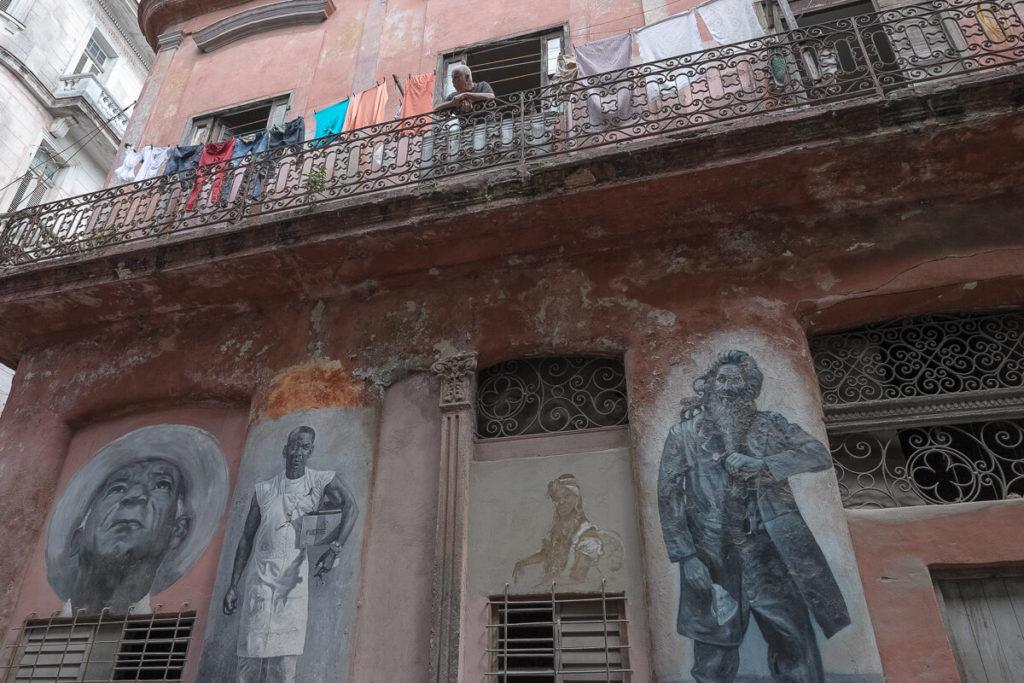 Streetart Cuba