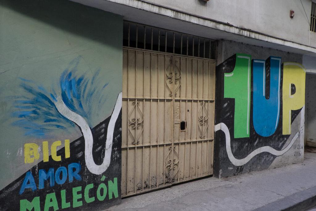 Streetart 1UP