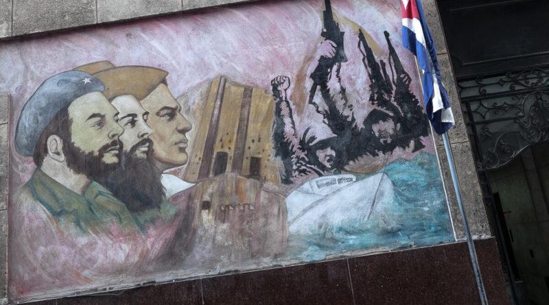 Kuba Streetart Politik