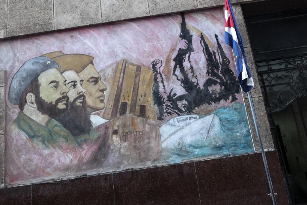 Politische Streetart