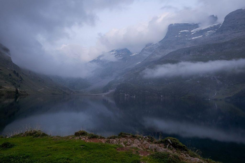 Landschaftsfotografie: Beispiel Engstlensee