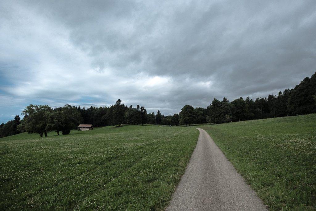 Wege Landschaftsfotografie