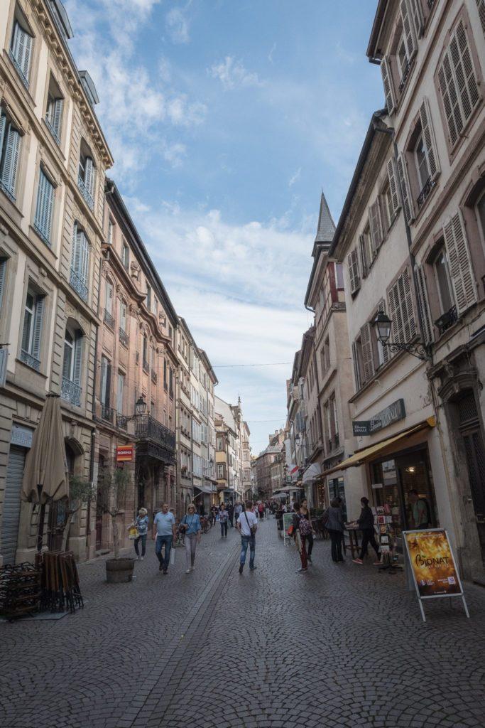 Langstrasse Strassburg