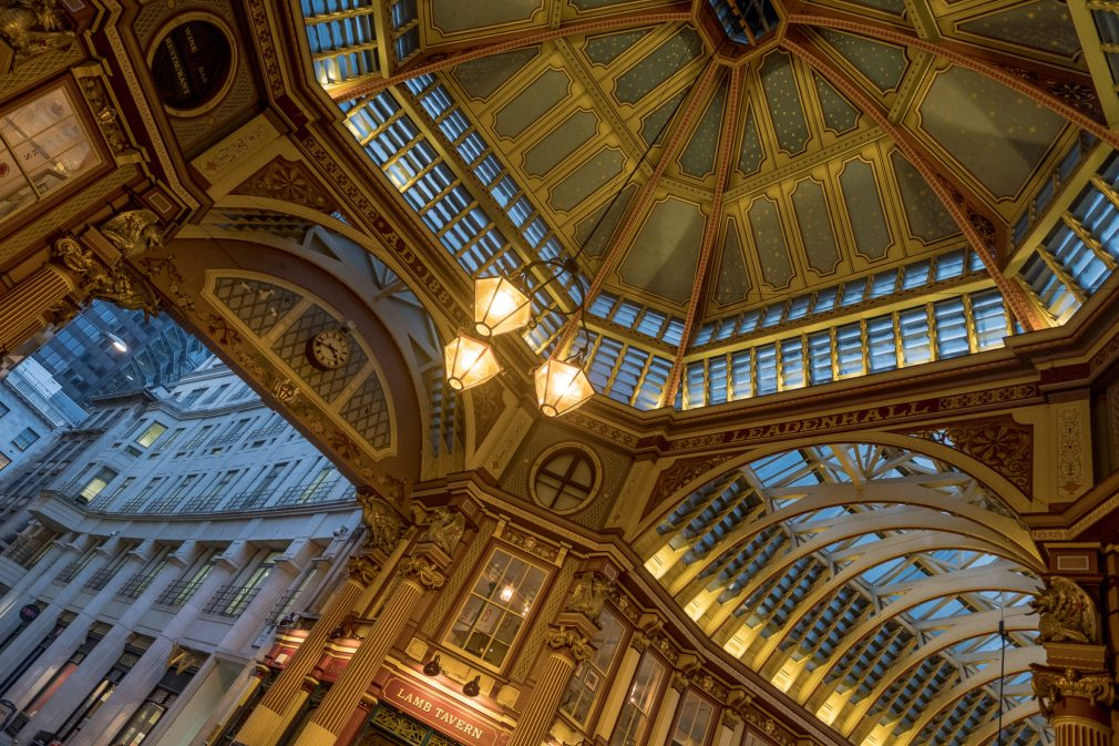 London Leadenhall Markt