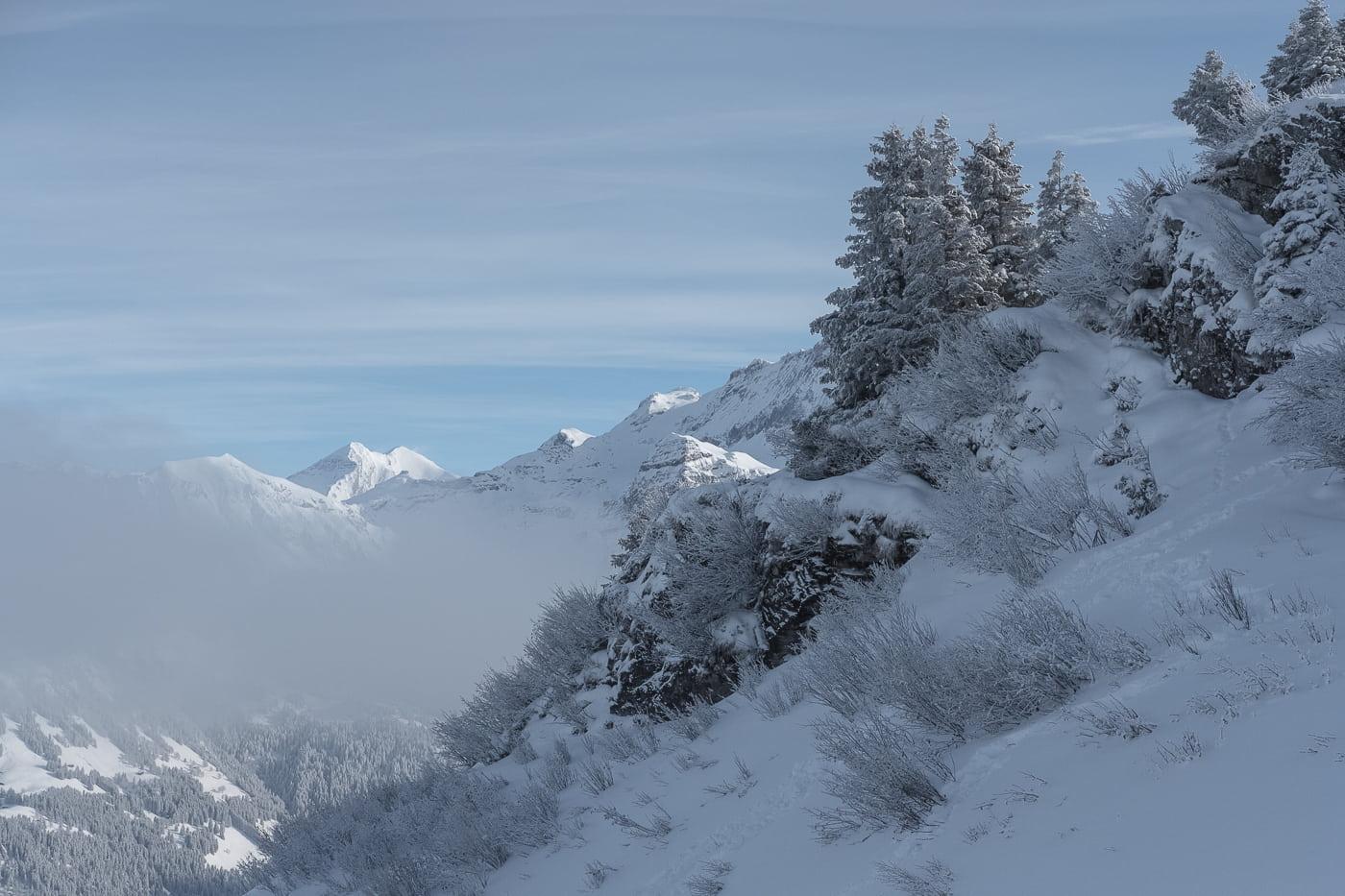 Lenk Bettelberg Schnee
