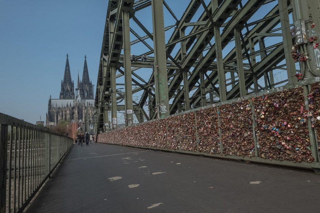 Liebesschlösser Köln