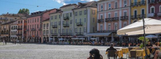 Locarno Grande Piazza